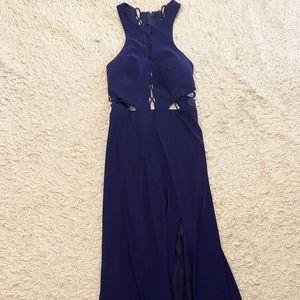 Gianni Bini Royal Blue Formal Dress Size 13